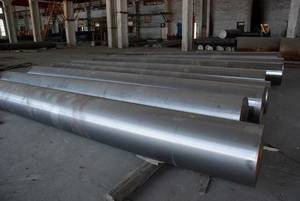 Wholesale sae 1040: Round Steel Bar with Forged