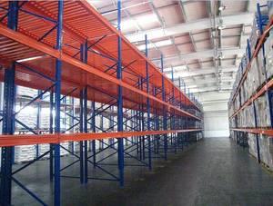 Wholesale heavy duty storage racks: Load 10000kg Heavy Duty Storage Pallet Racking
