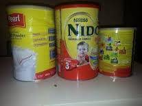 load cell: Sell  NIDO MILK POWDER FOR ADULTS AND CHILDREN