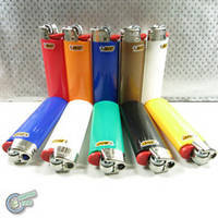 Sell 50 Full Size Disposable or Refillable like Big Bic Lighters BULK WHOLESALE