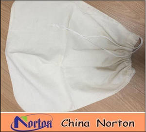 Wholesale with string: Organic Cotton Nut Milk Bag Filter Bag with String