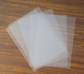 Wholesale transparent pvc sheet: Transparent Inkjet Printing PVC Sheet