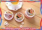 Wholesale vitamin c: Vitamin C Organic Sugar Free Candy , Sour Chewy Candy Orange Flavor