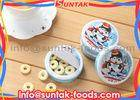 Wholesale candy box: Delicious Chewy Milk Candy , Colorful Mint Candies With Cute Plastic Box