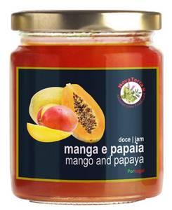Wholesale Jam: Mango  and Papaya Jam