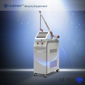 Wholesale best eye patch: 4 Wavelengths 1064nm&532nm&585nm&650nm Q Switch Nd Yag Laser Tattoo Removal Machine