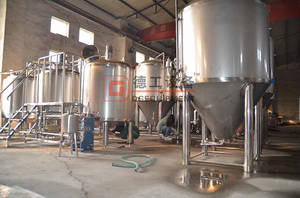 Wholesale caustic soda supplier: China Supplier 100l Homebrew Beer Brewing System