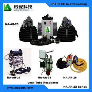 Wholesale respirator: Long Tube Air Respirator for Breating in the Dust Workplace