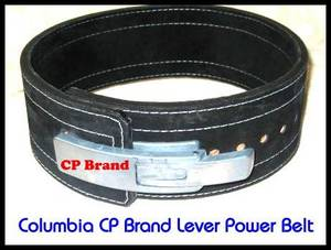 Wholesale Weight Lifting: CP Brand New Power Weight Lifting Lever Belts