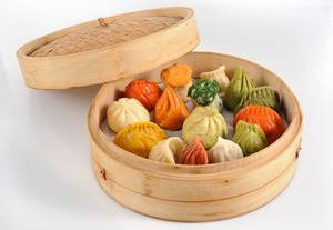 Wholesale Food Steamers: Bamboo Steamer