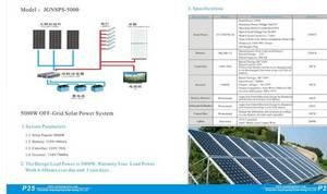 Wholesale Energy Projects: Solar Power System