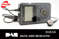 DAB+ DAB-G6 Digital Radio with MP3 FM