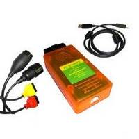 NA Emissions And European MOT Aci Scanner Professional Automotive Diagnostic Tools