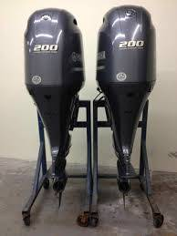 Wholesale outboard: Used Yamaha 200HP 4 Stroke Outboard Motor Engine
