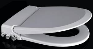 Wholesale toilet bidet: Simple No Electric Bidet Toilet Seat Water Jet