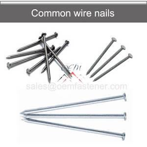 Wholesale common nail: Common Nails