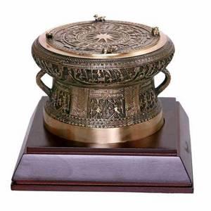 Wholesale art: Sell Bronze Art Work (Vietnam Bronze Drum)
