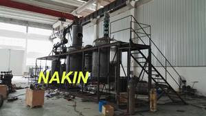 Wholesale waste engine oil: JZC Waste Engine Oil Distillation/Oil Refinery Machine