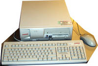 Compaq Deskpro EN 1Ghz, 256Mb,20Gb,LAN,audio,CD,keyboard,mouse,W2K -license