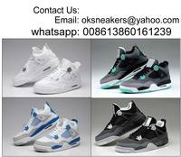 Sell retro 4 basketball shoes men outdoor sport shoes retros 4 basketball shoes