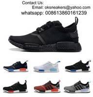 2016 NMD Runner Primeknit Men'S Running Shoes Fashion NMD Women Running Sneakers