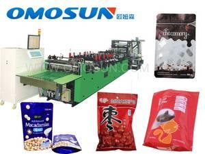 Wholesale snack food machine: Snack Bag Making Machine and Dog Food Bag Making Machinery