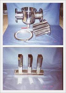 Wholesale Flour: Ferrous Trap and Rake Magnetic Separator