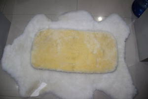 Wholesale Baby Skin Care: Lambskin Baby Seatcover