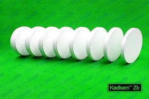 Wholesale dental zirconia materials: Dental CAD/CAM System Zirconia Blank Zirconium Blocks Full Ziconia Crown