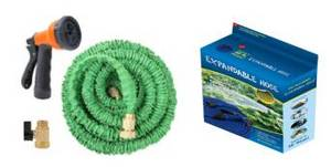 Wholesale Plastic Products: Expandable Garden Hose