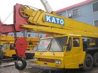 Sell Used KATO Truck Crane 40Ton
