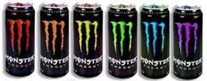 Wholesale drink: Monster-Energy Drinks