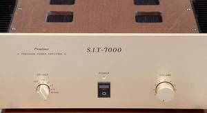 Wholesale led lighting: FAL Stereo Power Amplifier S.I.T-7000