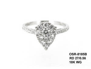 Wholesale dress: Diamond Ring