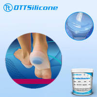 Shoe Insoles/Pad Cushioning Make Silicone Rubber/Liquid Silicone Rubber/Silicone Gel Insoles