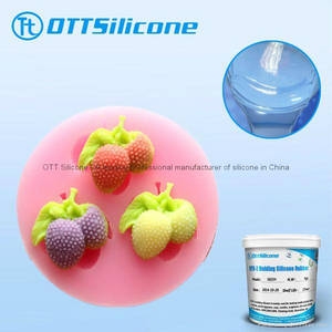 Wholesale liquid silicone rubber: Two Parts Liquid Addition Cure Silicone Rubber for Food Grade Molds