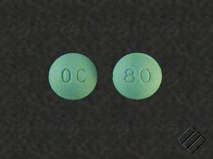 Pictures For Green Round Pill Imprint Oc 80