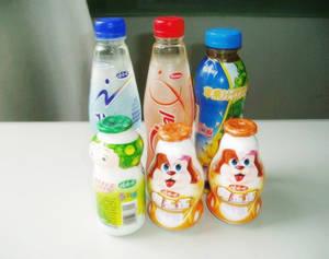 Wholesale beverage bottle: Beverage Bottle PVC PET Shrink Label Sleeve