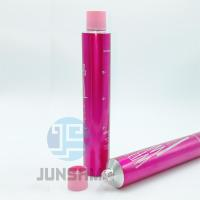 Empty Aluminum Tube for Hair Colorant