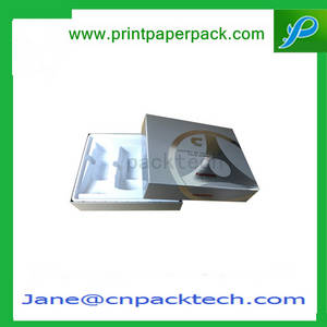 Wholesale set top box: Customized Rigid Set-up Box Top and Bottom Box Perfume Cosmetic Box