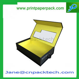 Wholesale toy: Custom PVC Window Set-Up Boxes Rigid Paper Gift Box Game Box Toy Box