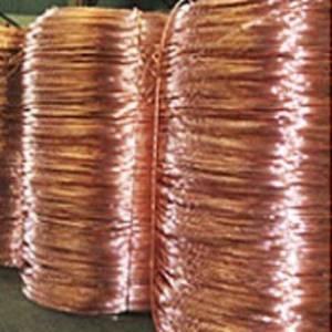 Wholesale mill berry copper scrap: Copper Wire Mill Berry 99.99% Scrap