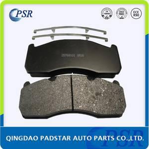 Wholesale trucks spare parts: Truck Spare Parts China Manufacturer WVA29151 Emark Auto Brake Pad