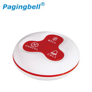 Wholesale slimming skin care: Wireless Calling System for Restaurant Service Call Waiter Buzzer