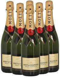 Wholesale champagne: Moet & Chandon Imperial Champagne