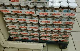 Wholesale chocolate: Ferrero Nutella Chocolate Cream in 15g Mini-sachets, 230g, 350g, 600g, 750g, 825g and 3kg Tins