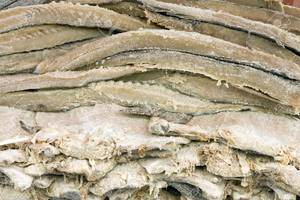 Wholesale Fish & Seafood: Dried Salted Cod Fish/Cod Fish Fillets