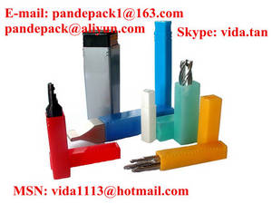 Wholesale plastic box/package: QuadroPack/Plastic Telescopic Box/Package/Cutting Tool Box/Pack/Package
