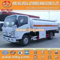 Sell ISUZU 4x2 15000L fuel tanker truck