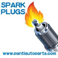 Export Auto Parts Iridium Spark Plugs for Car